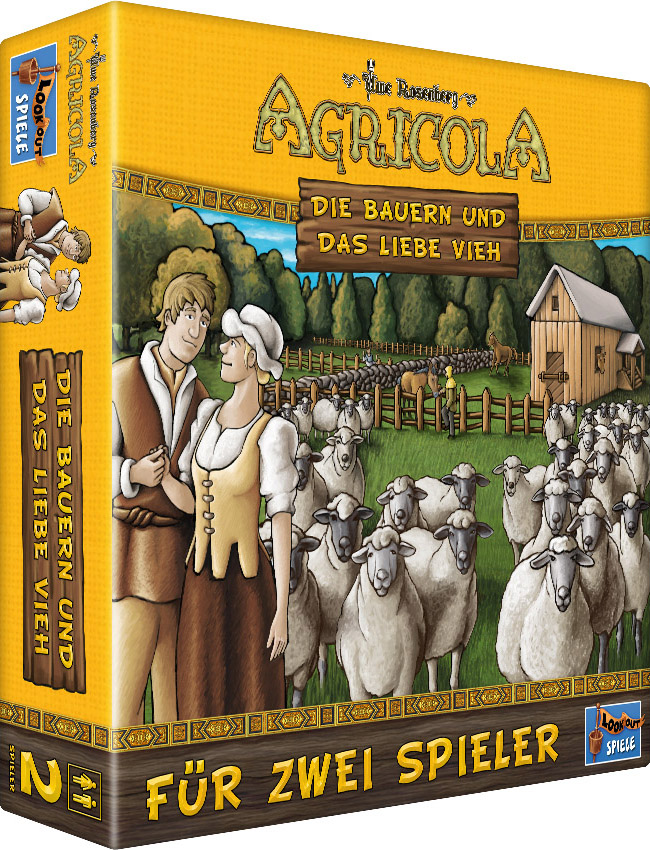Agricola - Die Bauern und das liebe Vieh