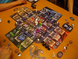 Spielsituation Ghost Stories