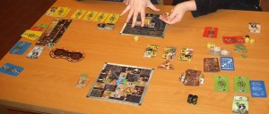 Spielsituation Goblins Inc.